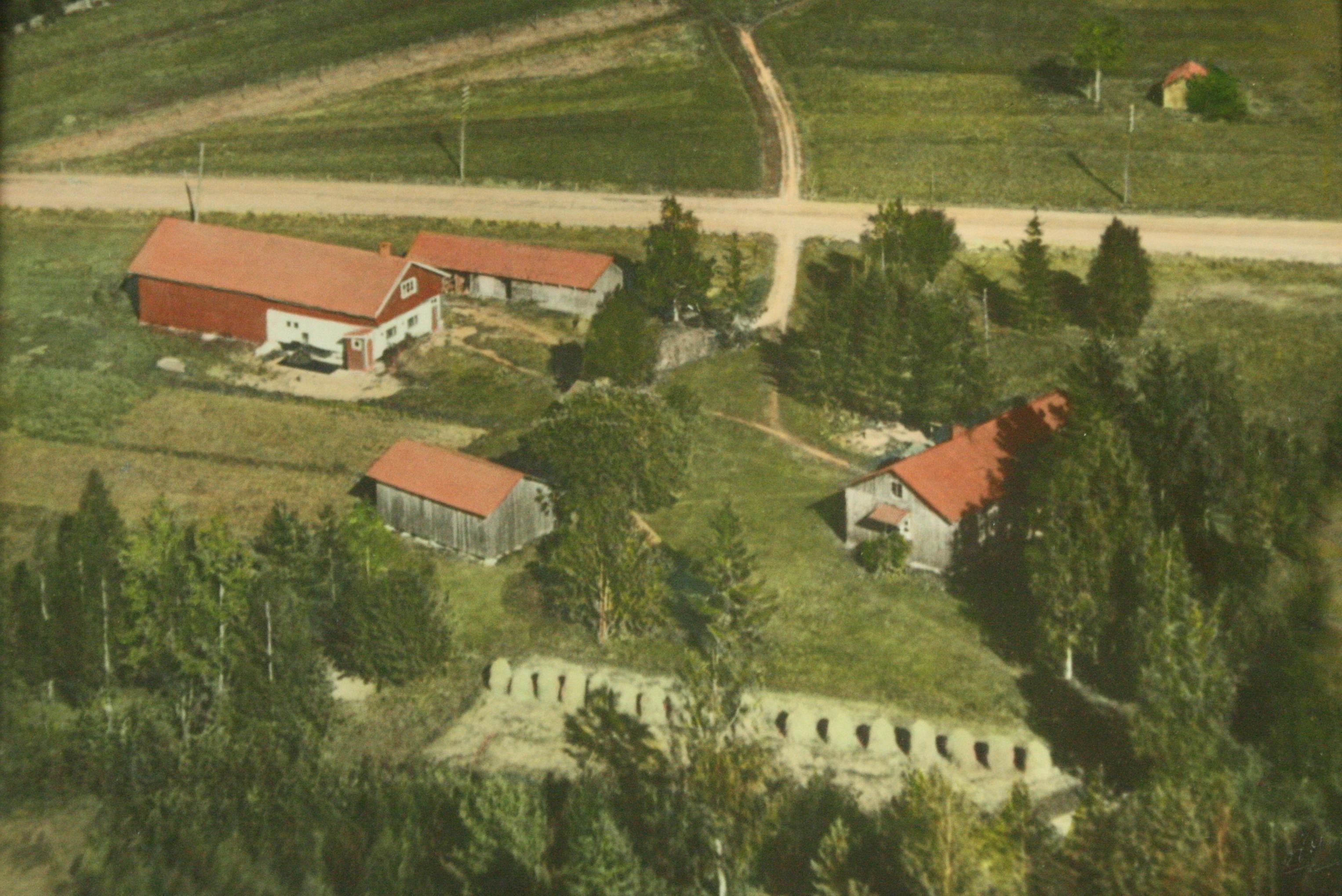 Vanha Maatila